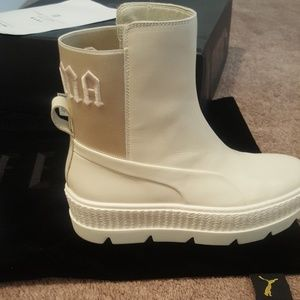 a6475bb31fb3 Puma Shoes - Fenty Puma Chelsea Boots